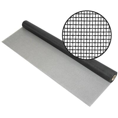 Phifer 84 In. x 100 Ft. Charcoal Fiberglass Pool Screen