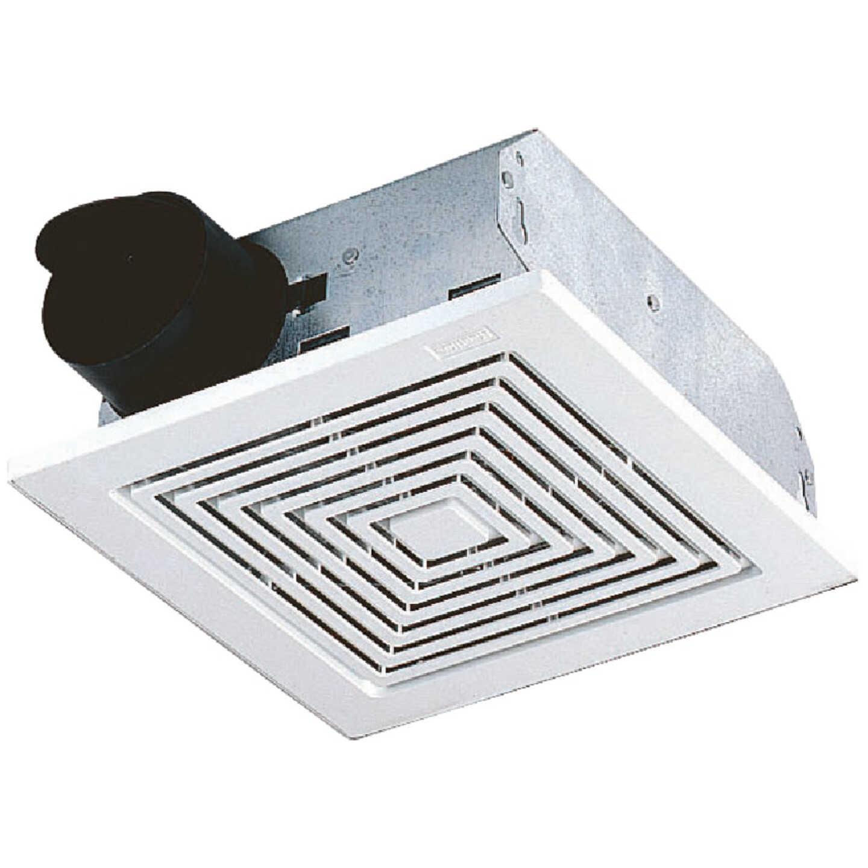 Broan 50 CFM 4.0 Sones 120V Bath Exhaust Fan Image 1
