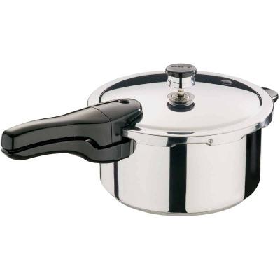 Presto 4 Qt. Stainless Steel Pressure Cooker