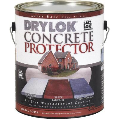 Drylok Clear Concrete Sealer Protector, 1 Gal.